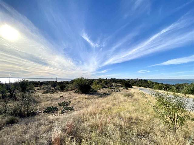 Lot 69 Peninsula Dr., Burnet, TX 78611 (#154270) :: Realty Executives - Town & Country