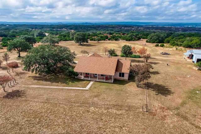 312 Lost Oaks Trail NW, Johnson City, TX 78636 (#154282) :: Realty Executives - Town & Country