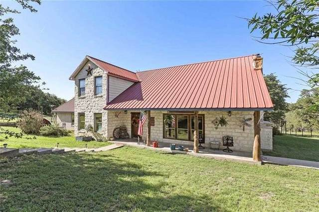 310 Cr 344, Marble Falls, TX 78654 (#154366) :: Realty Executives - Town & Country