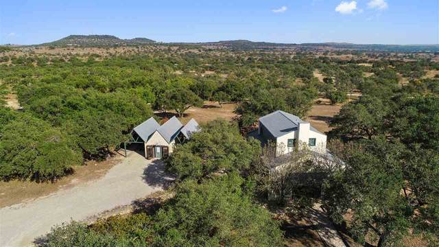 3101 Shovel Mountain Road, Round Mountain, TX 78663 (#154417) :: Realty Executives - Town & Country