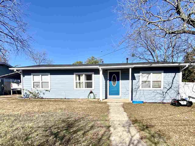 104 Fort Croghan Ln, Burnet, TX 78611 (#154527) :: Realty Executives - Town & Country