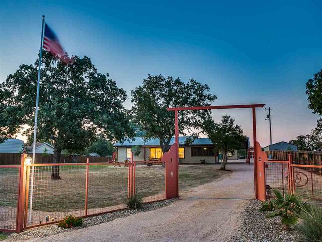 115 Leo Lane, Buchanan Dam, TX 78609 (#154583) :: Realty Executives - Town & Country