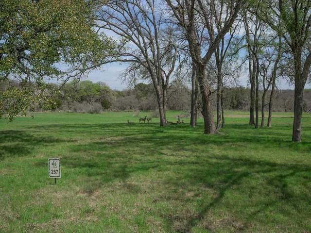 257 La Serena Loop, Horseshoe Bay, TX 78657 (#154597) :: Realty Executives - Town & Country