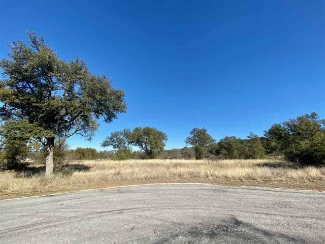 Lot 34 Keystone, Buchanan Dam, TX 78609 (#154614) :: Realty Executives - Town & Country