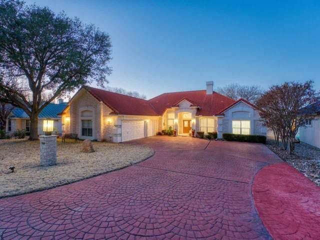 504 Hi Circle South, Horseshoe Bay, TX 78657 (#154621) :: Realty Executives - Town & Country