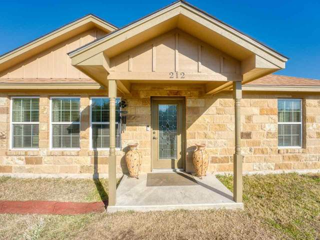 212 Post Mountain Road, Burnet, TX 78611 (#154625) :: Realty Executives - Town & Country