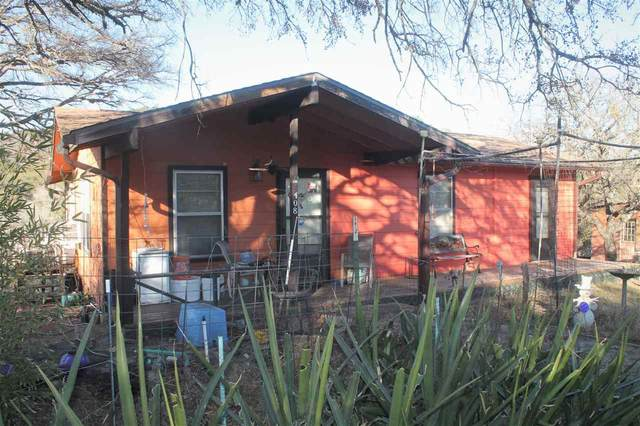 408 Judy, Burnet, TX 78611 (#154637) :: Realty Executives - Town & Country