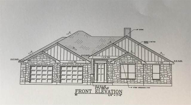 105 Travis Trail, Burnet, TX 78611 (#154647) :: Realty Executives - Town & Country