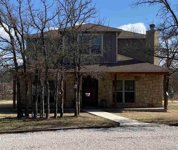 1706 Link Drive, Kingsland, TX 78639 (#154663) :: Zina & Co. Real Estate