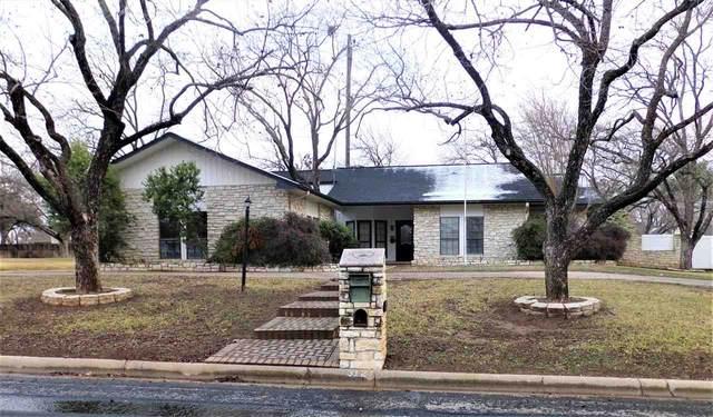 312 Mahan, Meadowlakes, TX 78654 (#154674) :: Zina & Co. Real Estate