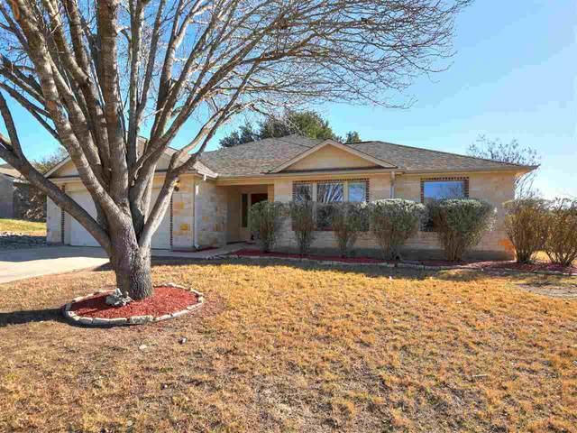 1307 Johnson Street E, Burnet, TX 78611 (#154682) :: Zina & Co. Real Estate