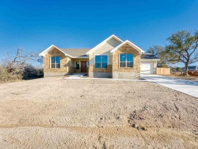 1203 Lake Drive S, Granite Shoals, TX 78654 (#154683) :: Zina & Co. Real Estate