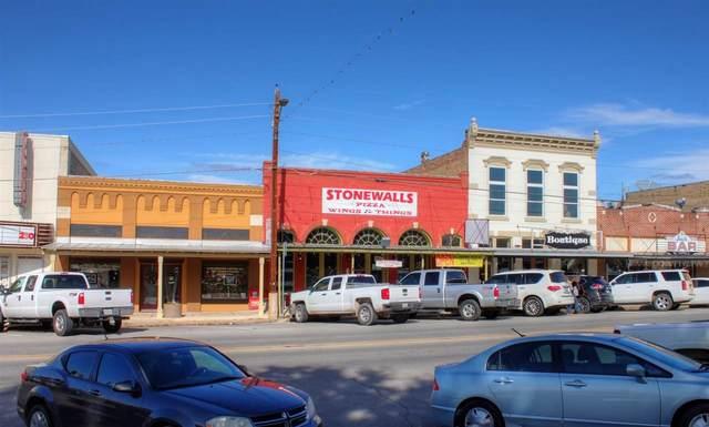109 Main W, Llano, TX 78643 (#154698) :: Realty Executives - Town & Country