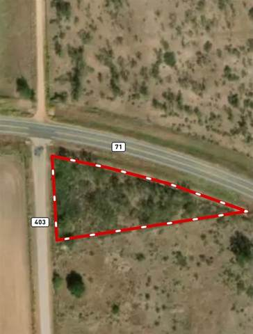 00 St Hwy 71 Highway, Llano, TX 78643 (#154964) :: Realty Executives - Town & Country