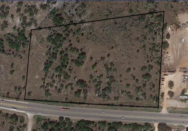 1428 Us Highway 281 S, Marble Falls, TX 78654 (#155121) :: Zina & Co. Real Estate