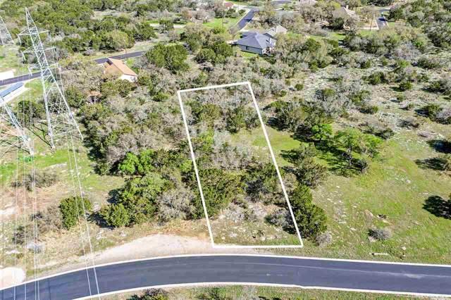 Lot 40017B Hi Ridge Rd, Horseshoe Bay, TX 78657 (MLS #155384) :: The Curtis Team