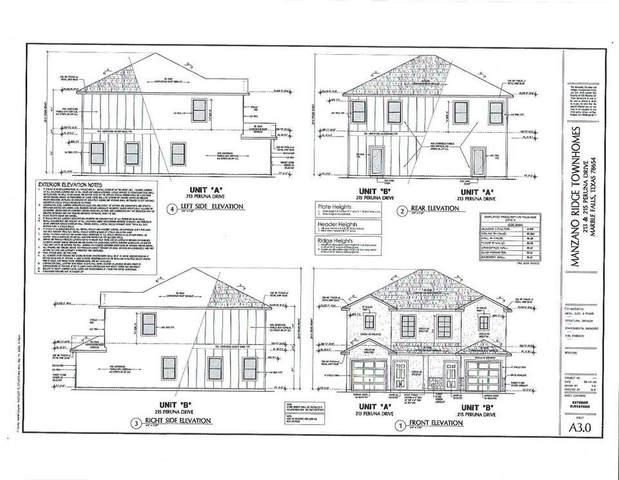 213 Peruna, Marble Falls, TX 78654 (#155480) :: Zina & Co. Real Estate