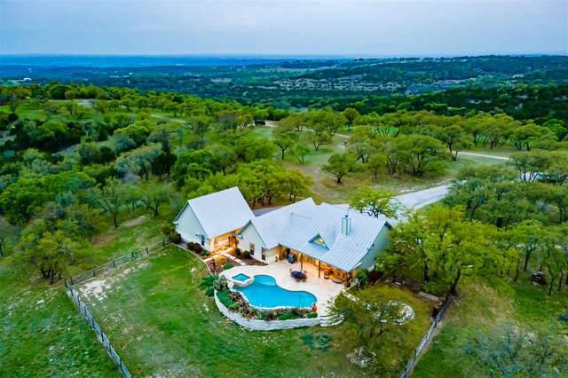 3050 Sycamore Falls Way, Marble Falls, TX 78654 (#155507) :: Zina & Co. Real Estate