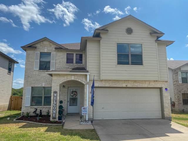 92 Wildflower Blvd E, Marble Falls, TX 78654 (#155529) :: Zina & Co. Real Estate