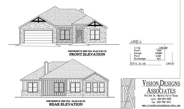 106 Gateway Parkway, Marble Falls, TX 78654 (#155535) :: Zina & Co. Real Estate
