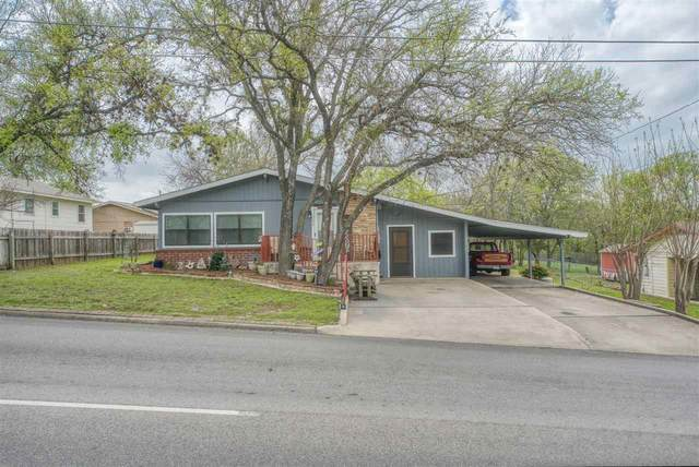 602 E FM 1431, Marble Falls, TX 78654 (#155547) :: Zina & Co. Real Estate