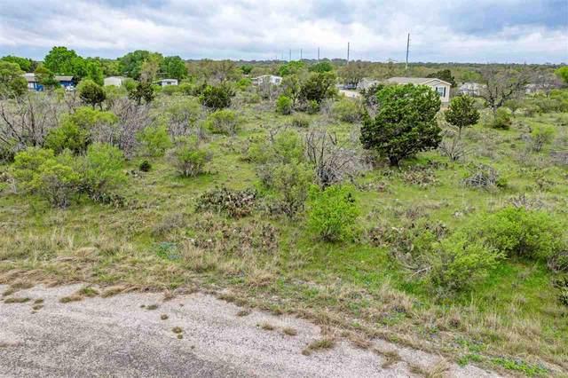 Lot K4027 Bent Arrow, Horseshoe Bay, TX 79657 (#155560) :: Zina & Co. Real Estate