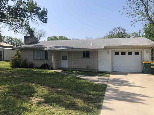 210 Bluebriar, Granite Shoals, TX 78654 (#155569) :: Zina & Co. Real Estate