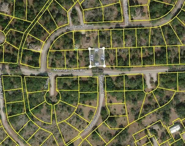 K9046 Mountain Dew, Horseshoe Bay, TX 78657 (#155579) :: Realty Executives - Town & Country