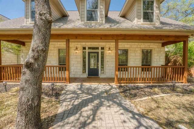 1100 Avenida Serena, Marble Falls, TX 78654 (#155584) :: Realty Executives - Town & Country