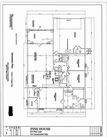 832 Fir Lane, Cottonwood Shores, TX 78657 (#155631) :: Zina & Co. Real Estate