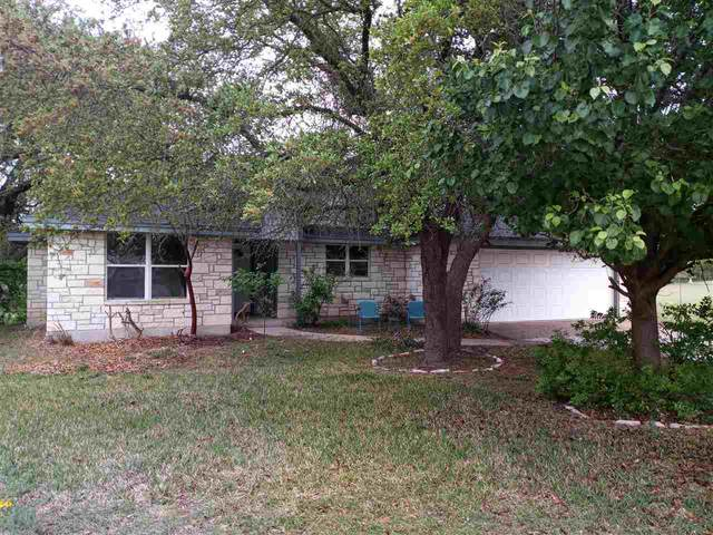 1506 Johnson St., Burnet, TX 78611 (MLS #155641) :: The Curtis Team