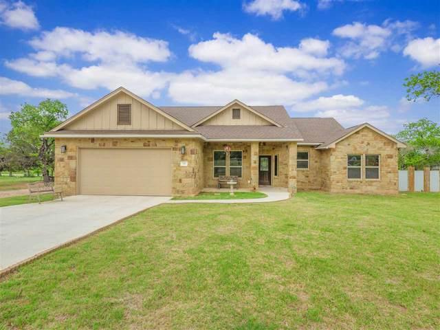 710 Panorama Drive, Buchanan Dam, TX 78609 (MLS #155667) :: The Curtis Team