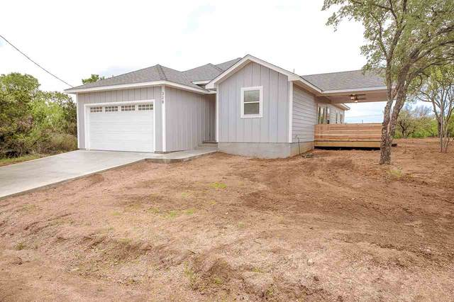 328 Cedarhill Drive, Granite Shoals, TX 78654 (MLS #155698) :: The Curtis Team