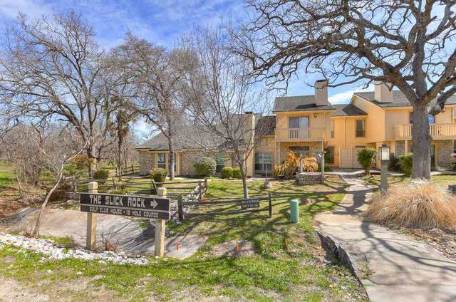 1201 Hi Stirrup #101, Horseshoe Bay, TX 78657 (MLS #155710) :: The Curtis Team