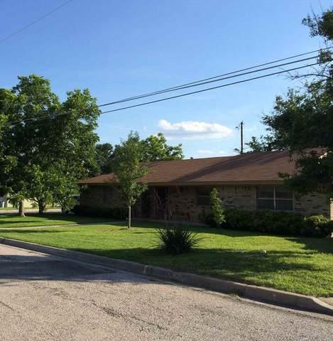 1600 Oak Street, Burnet, TX 78611 (MLS #155711) :: The Curtis Team