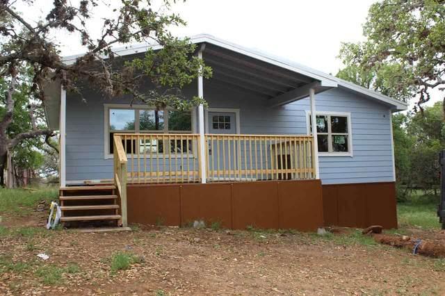 576 Chestnut St., Burnet, TX 78611 (MLS #155734) :: The Curtis Team