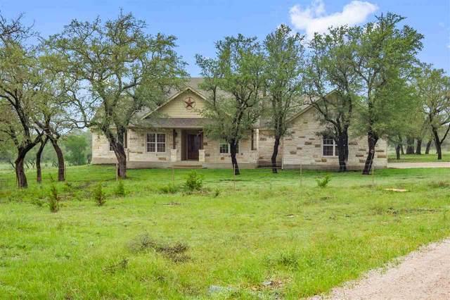 4740 Fm 3509, Burnet, TX 78611 (#155884) :: Zina & Co. Real Estate