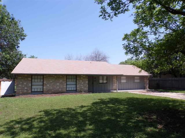 1507 Ocotilla, Marble Falls, TX 78654 (#155895) :: Zina & Co. Real Estate