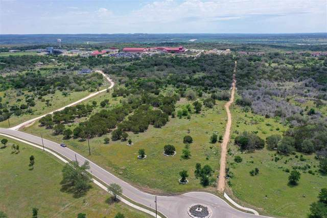 Lot 47 Parkview Drive, Marble Falls, TX 78654 (#155933) :: Zina & Co. Real Estate