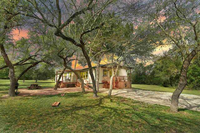 171 Southern Dr Drive, Johnson City, TX 78636 (#155953) :: Zina & Co. Real Estate