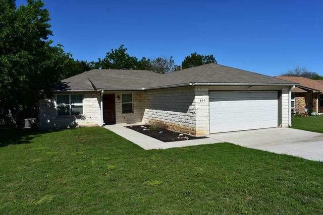 804 Mcneil St S, Burnet, TX 78611 (MLS #155974) :: The Curtis Team