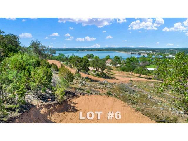 0000 Duchess Dell Lot #6, Cottonwood Shores, TX 78657 (MLS #155983) :: The Curtis Team
