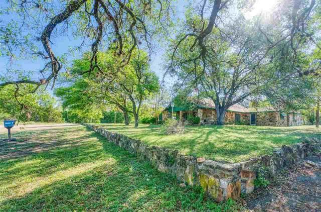 1007 Avenue H Street, Marble Falls, TX 78654 (MLS #155991) :: The Curtis Team