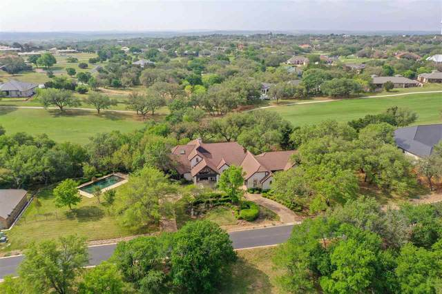 813 Mountain Leather, Horseshoe Bay, TX 78657 (#156082) :: Zina & Co. Real Estate