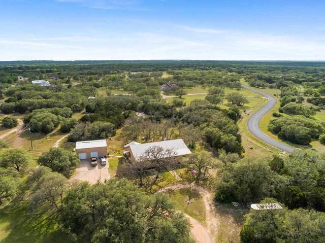 701 County Road 288 Road, Liberty Hill, TX 78642 (#156084) :: Zina & Co. Real Estate