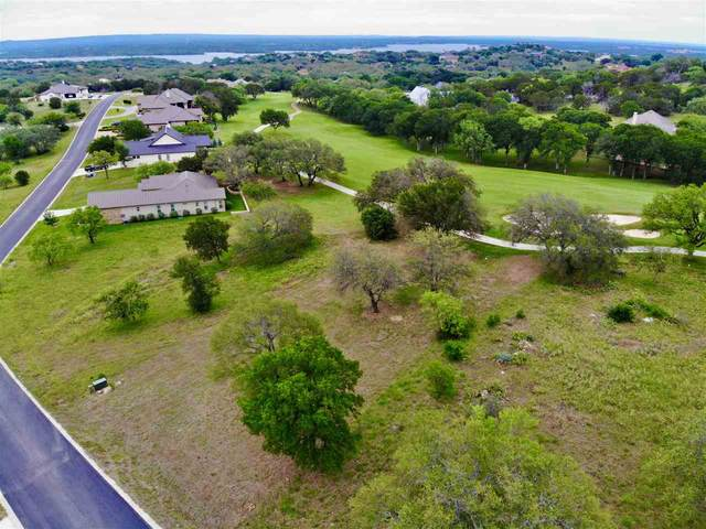 LT W23078 Apache Tears, Horseshoe Bay, TX 78657 (#156093) :: Zina & Co. Real Estate