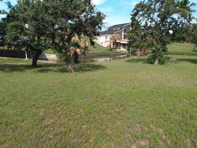 Lot 83 Applehead Island Drive, Horseshoe Bay, TX 78657 (MLS #156103) :: The Lugo Group