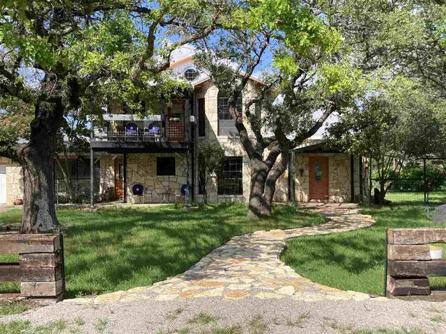 211 Cr 403B, Marble Falls, TX 78654 (#156288) :: Zina & Co. Real Estate