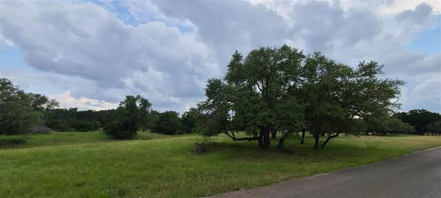 Lot 162 County Road 100, Burnet, TX 78611 (#156300) :: Zina & Co. Real Estate