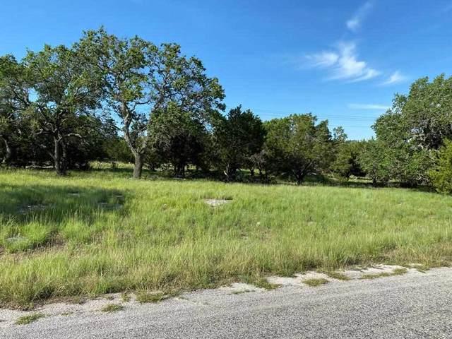 Lot 14165 South Wind, Horseshoe Bay, TX 78657 (#156333) :: Zina & Co. Real Estate